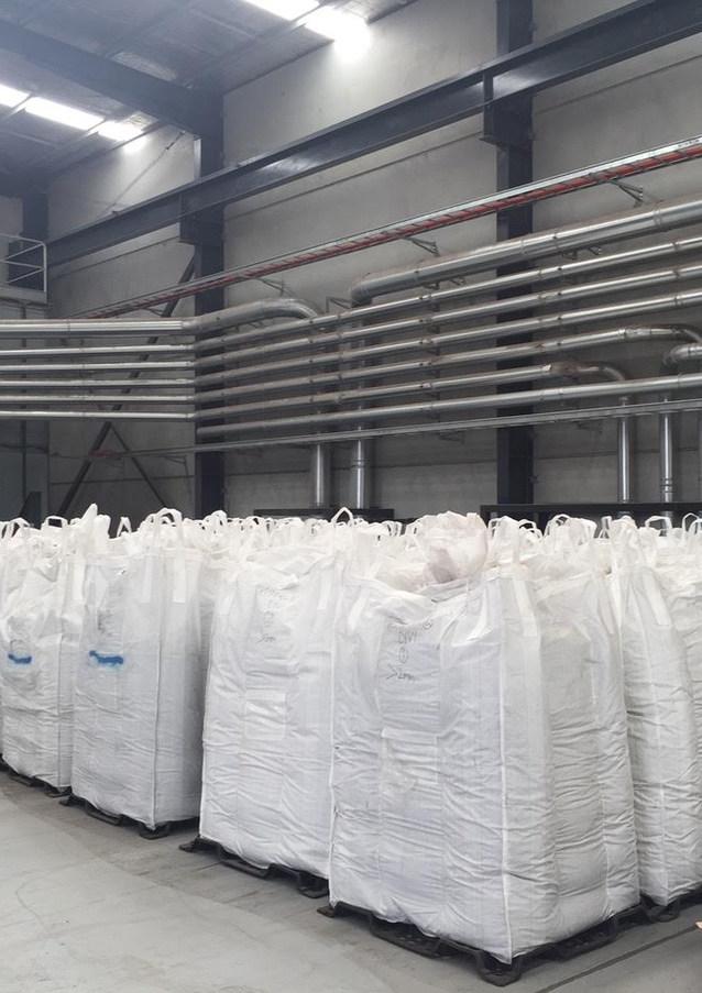 Alligo Fibre in 300kg Bulk Bags