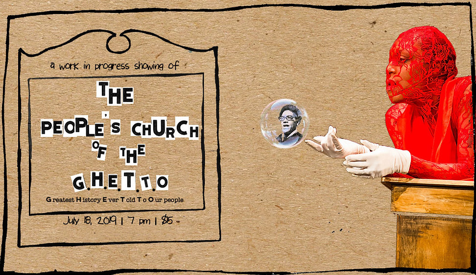 The People's Church of the G.H.E.T.T.O.