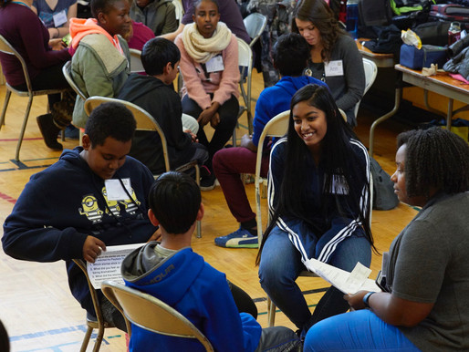 Sparks of Courage in Scarborough Schools