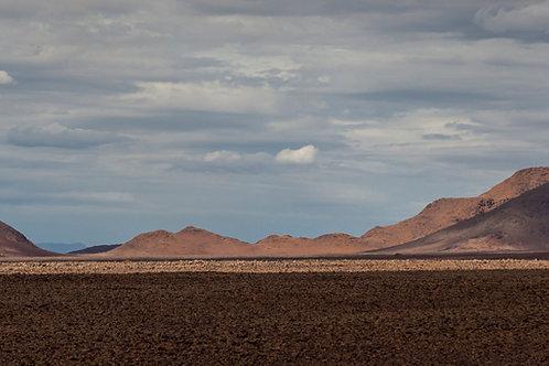Paysage sur Mars