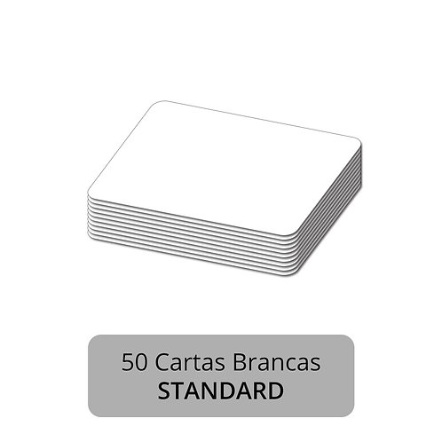 CARTA BRANCA - STANDARD