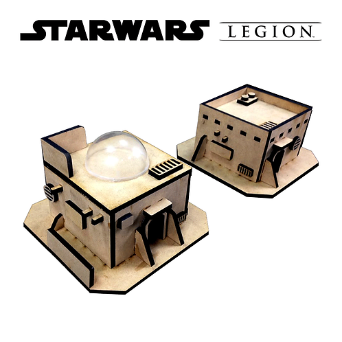 SW Legion - Casa Tatooine