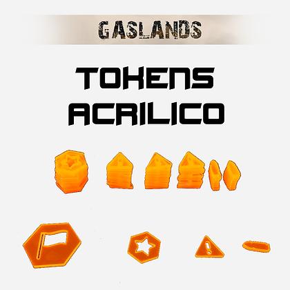 Gaslands - Tokens