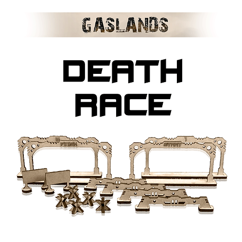Gaslands - Death Race