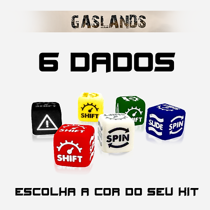 Gaslands - Dados