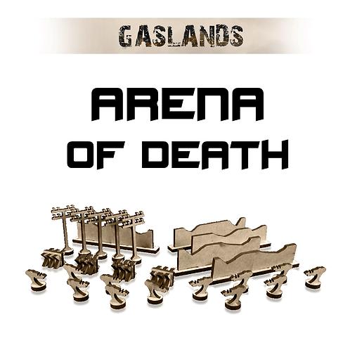 Gaslands - Arena of Death