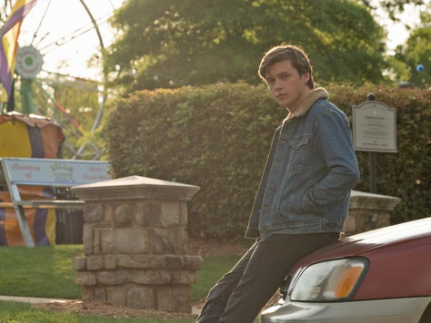 Meet Nick Robinson: 'Love, Simon' Star on First Mainstream LGBTQ Film Aimed at Teens