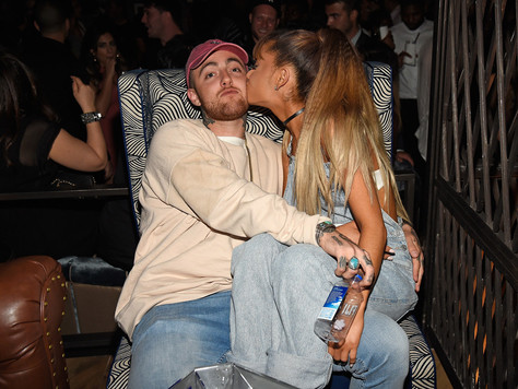 WATCH: Mac Miller & Ariana Grande's Steamy New Music Video