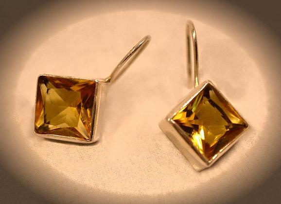 Cristal de Topacio Amarillo