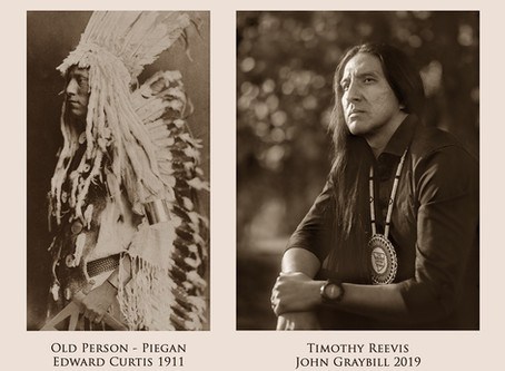 Meet Descendant Timothy Reevis