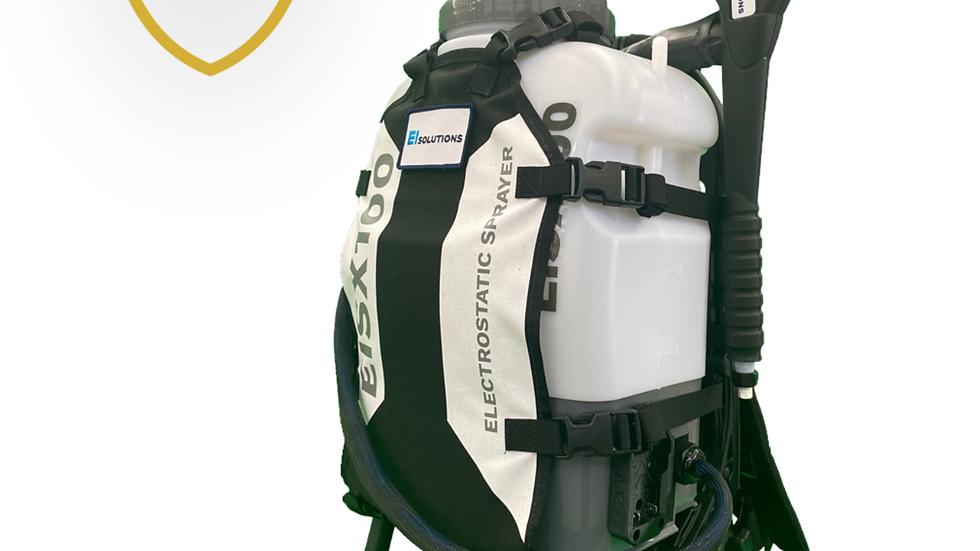 EISX100  Electrostatic Sprayer Backpack