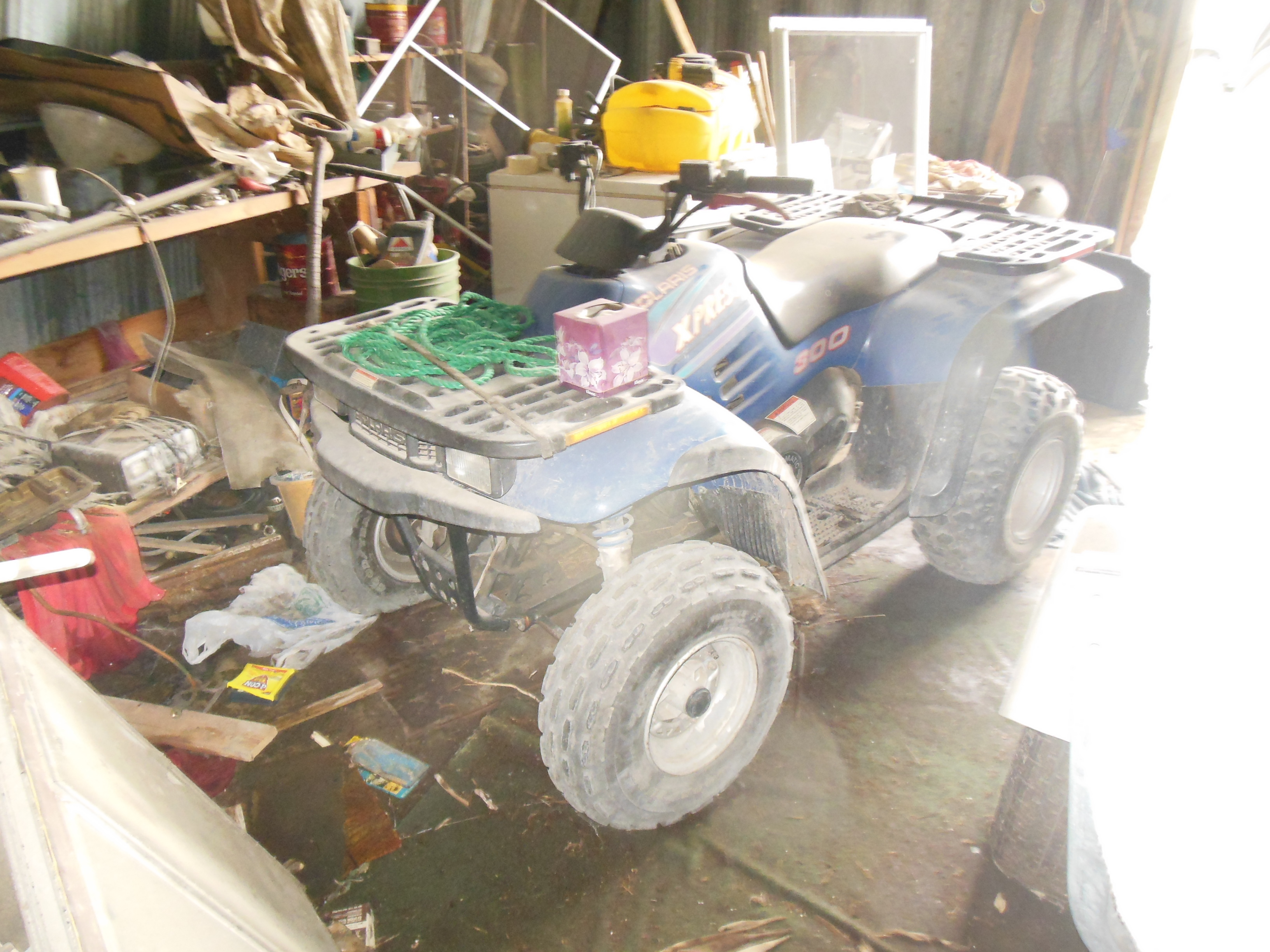 Clark ATV