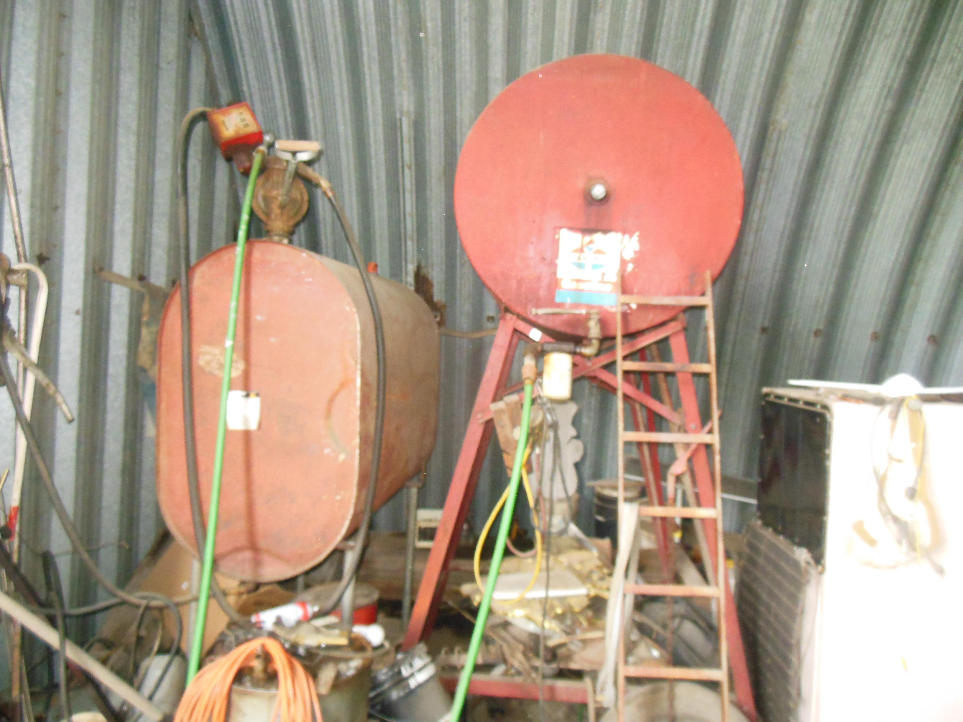 Fuel barrells