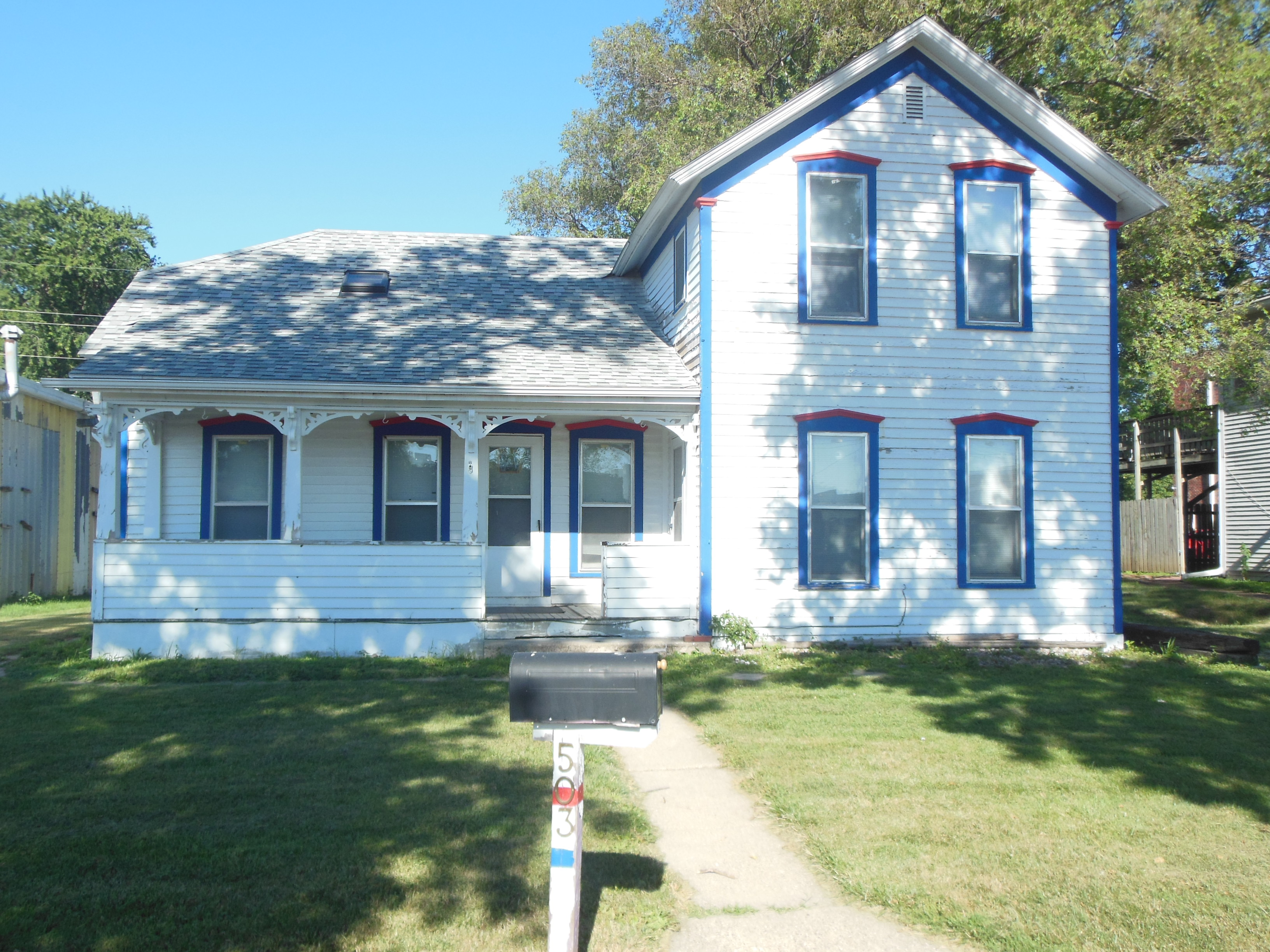 503 Lincolnway St, Woodbine