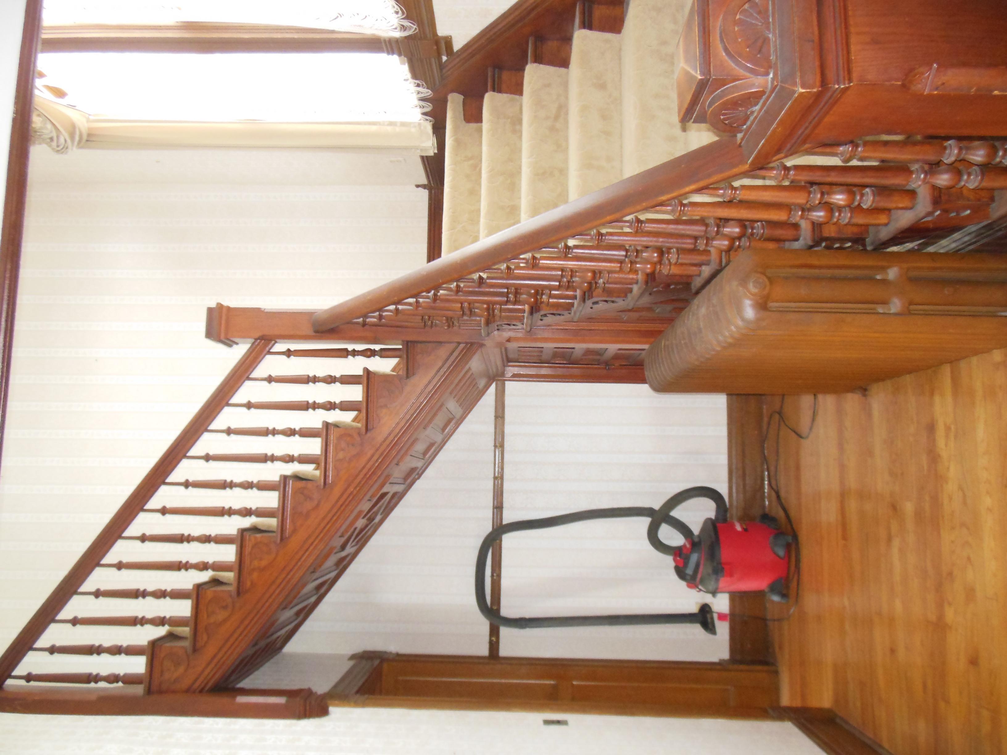509 Normal original stairs