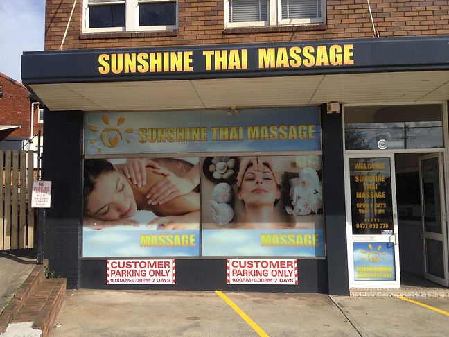 Thai Massge Wollongong