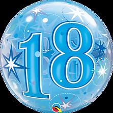 18th Bubble Balloon