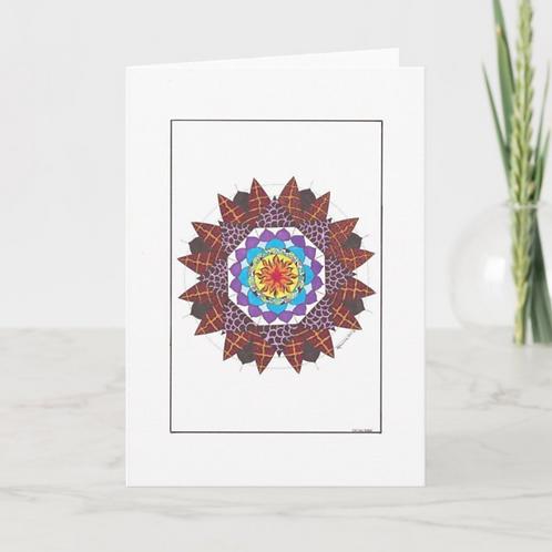 Inner Journey Greeting Card