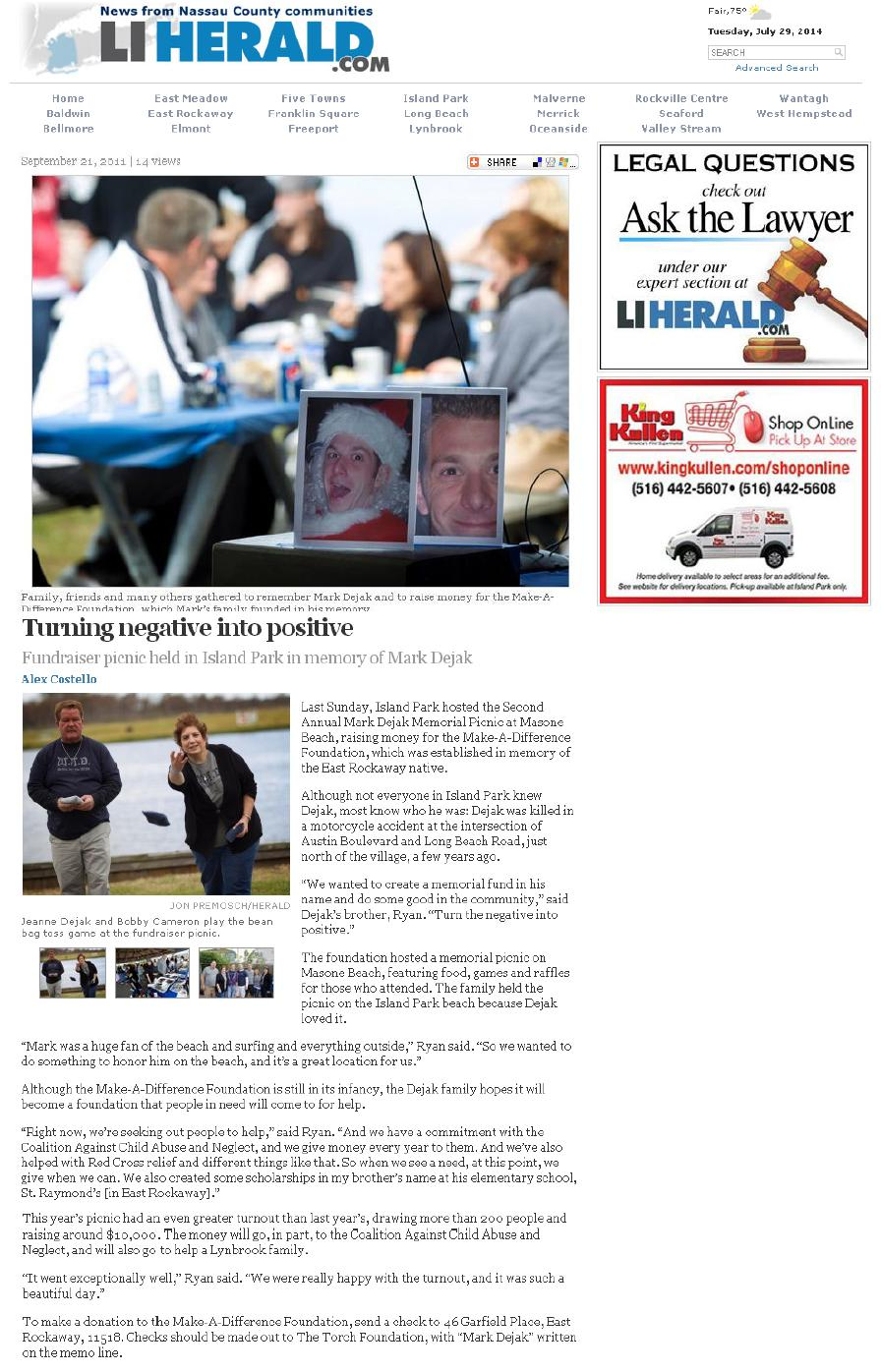 LI Herald 2011