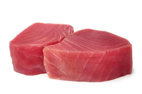 Тунец стейк с/м в/у, вес упаковки 500 гр.