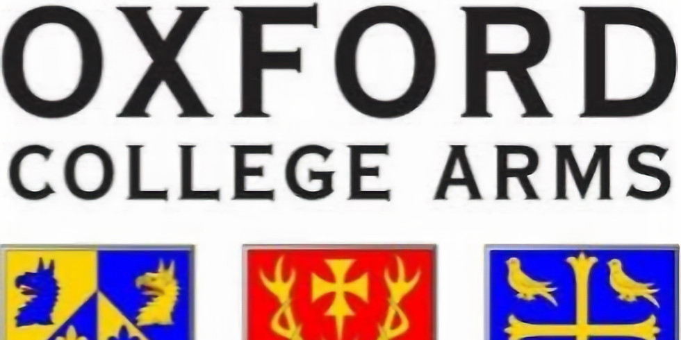 Three Capitals Lecture Series: Oxford College Arms