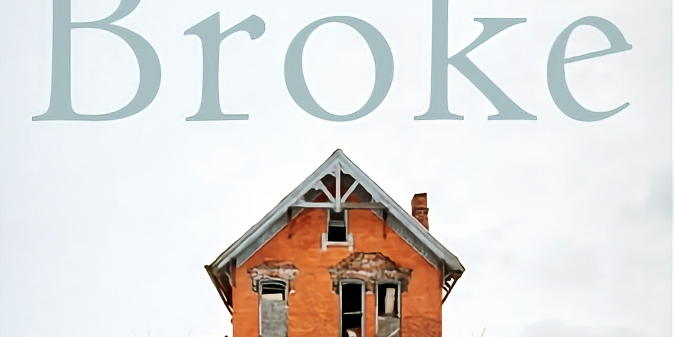 Book Talk   Broke: Hardship and Resilience in a City of Broken Promises