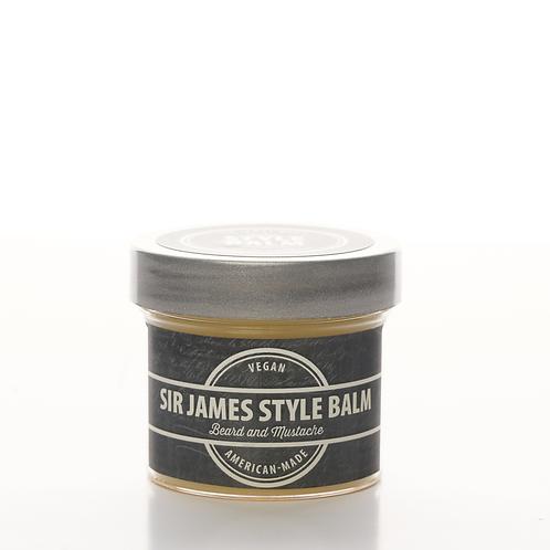Sir James Beard Mustache Style Balm