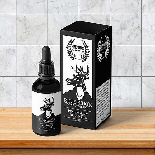 Pine Forest Beard Oil
