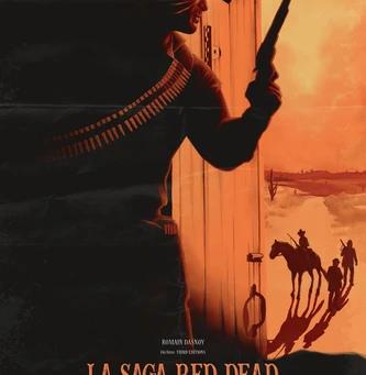 Red Dead Redemption, le livre