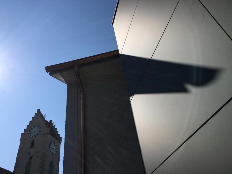 PV-Fassade