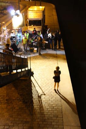 Tournage du court-métrage Judith (Envie de Tempête Productions) Réalisation: Isabelle Joly