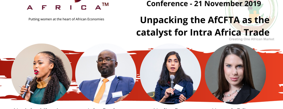Unpacking the AfCFTA as the catalyst for Intra Africa Trade