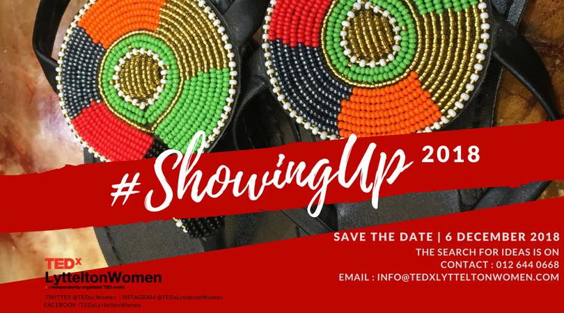 TEDx Women Africa| South Africa | Tedxlytteltonwomen