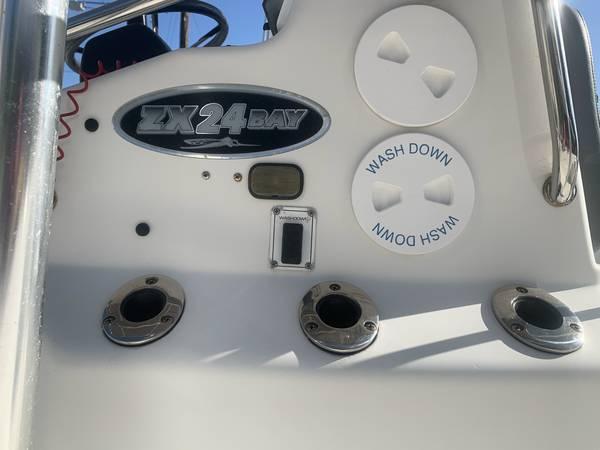 2005 SKEETER ZX24'BAY 17