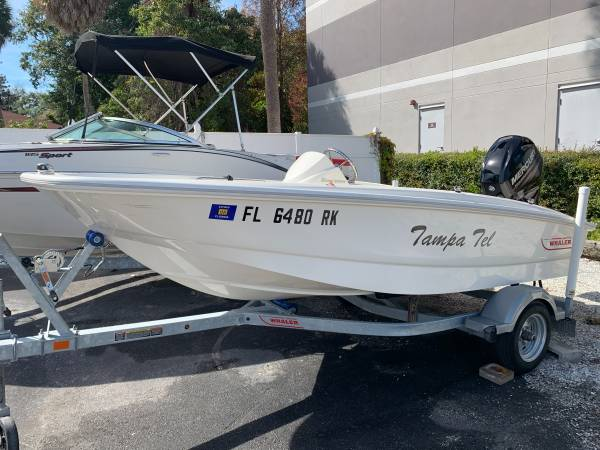 2017 BOSTON WHALER 130 SUPER-SPORT 4