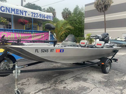 2013 Bass Tracker PRO TEAM 165 1