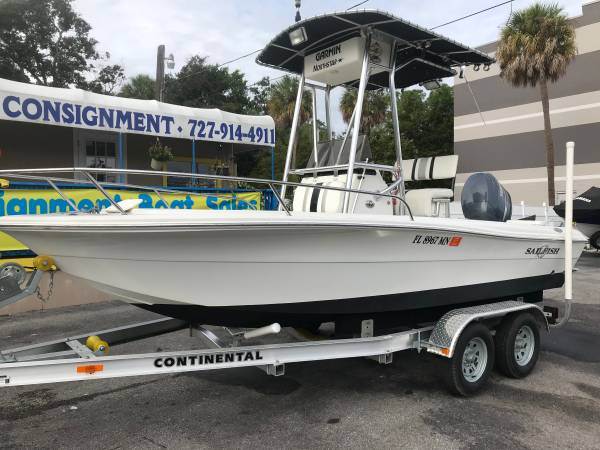 2004 SAILFISH 188CC 1