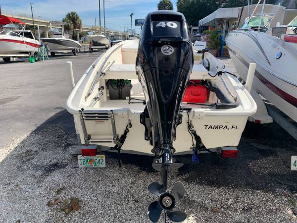 2017 BOSTON WHALER 130 SUPER-SPORT 9