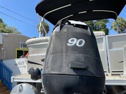 2011 South Bay Pontoon 520CR 3