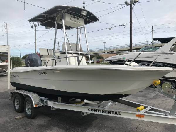2004 SAILFISH 188CC 2
