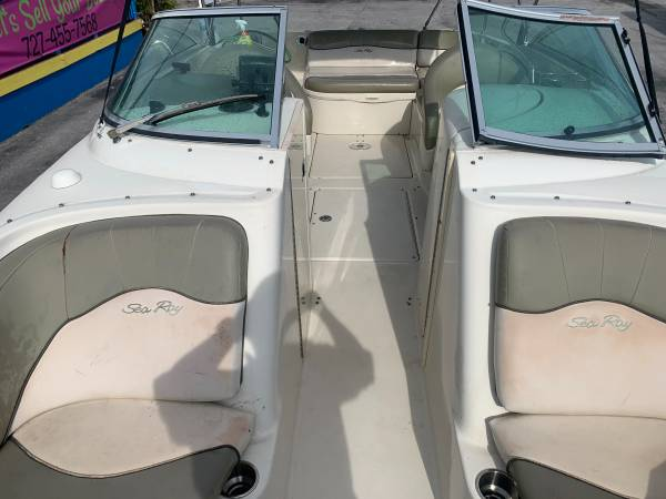 2006 SEA RAY 240 SUNDECK 14