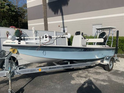 2018 BAY CRAFT 185 FLATS 1
