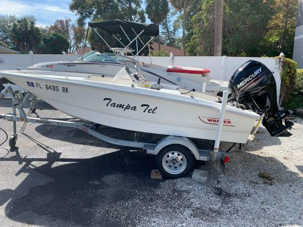 2017 BOSTON WHALER 130 SUPER-SPORT 1