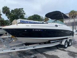 2006 SEA RAY 240 SUNDECK 1