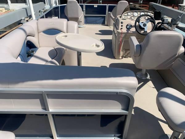 2014 Sylvan Mirage Pontoon 5