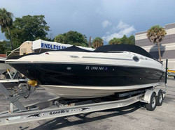 2006 SEA RAY 240 SUNDECK 22