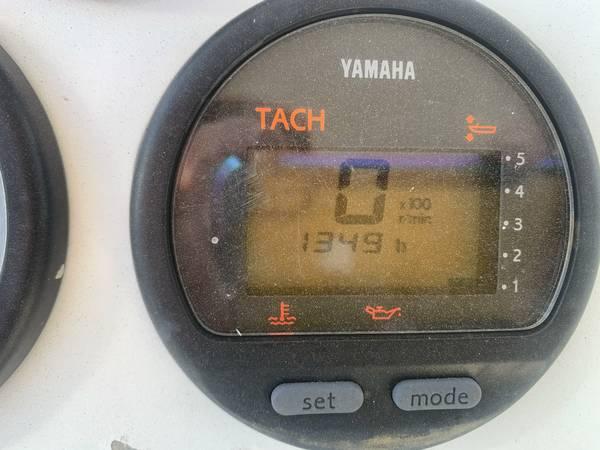 2005 SKEETER ZX24'BAY 8