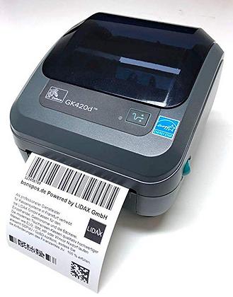 Imprimante à ticket ZEBRA