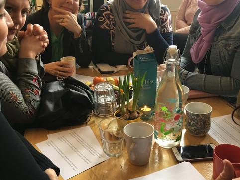 Kvindernes Internationale Kampdag i Kringlebakken