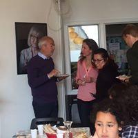 Socialborgmesteren besøgte Kringlebakken